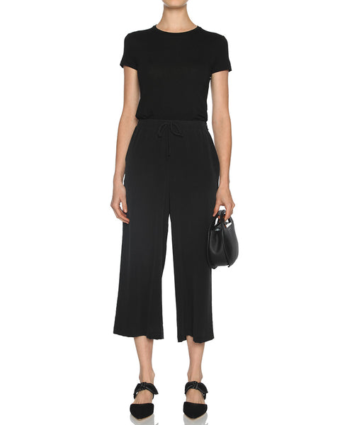 James Casual Silk Culottes