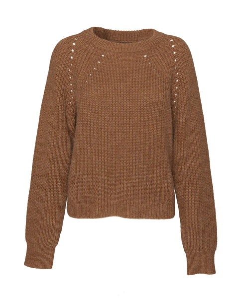 Jada Mid Length Cashmere Sweater