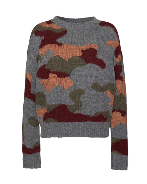 Ashton Mid Length Cashmere Sweater