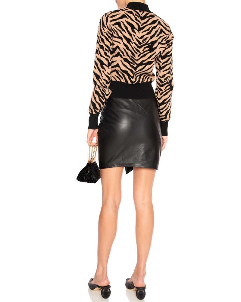 Lola Animal Print Sweater