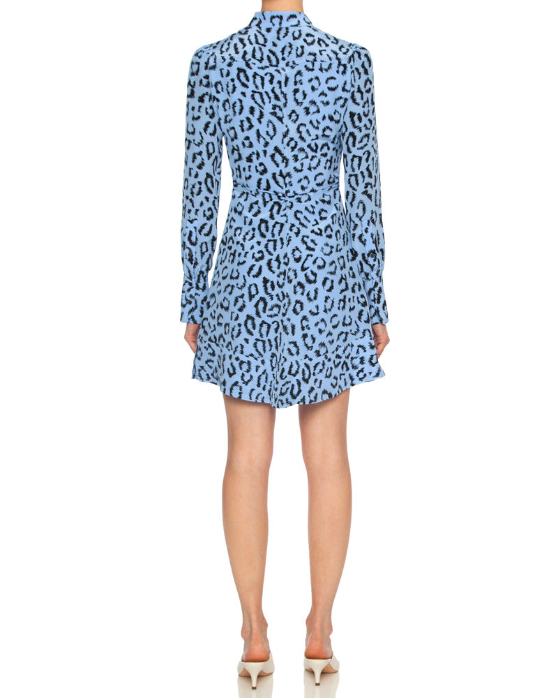 Marcella Leopard Dress