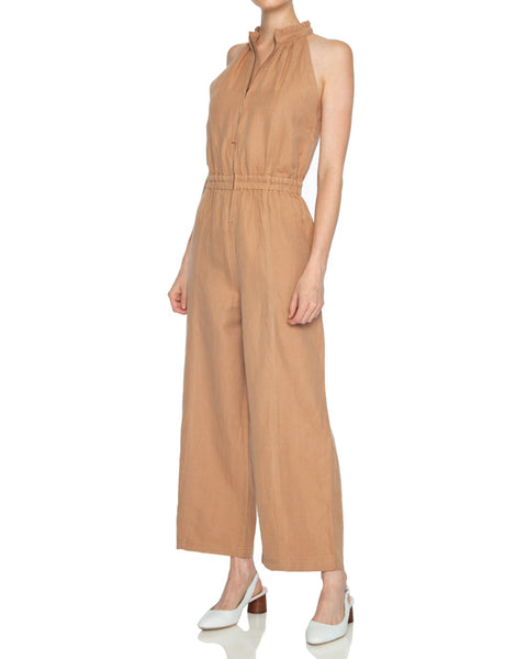 Archer Zip Front Jumpsuit