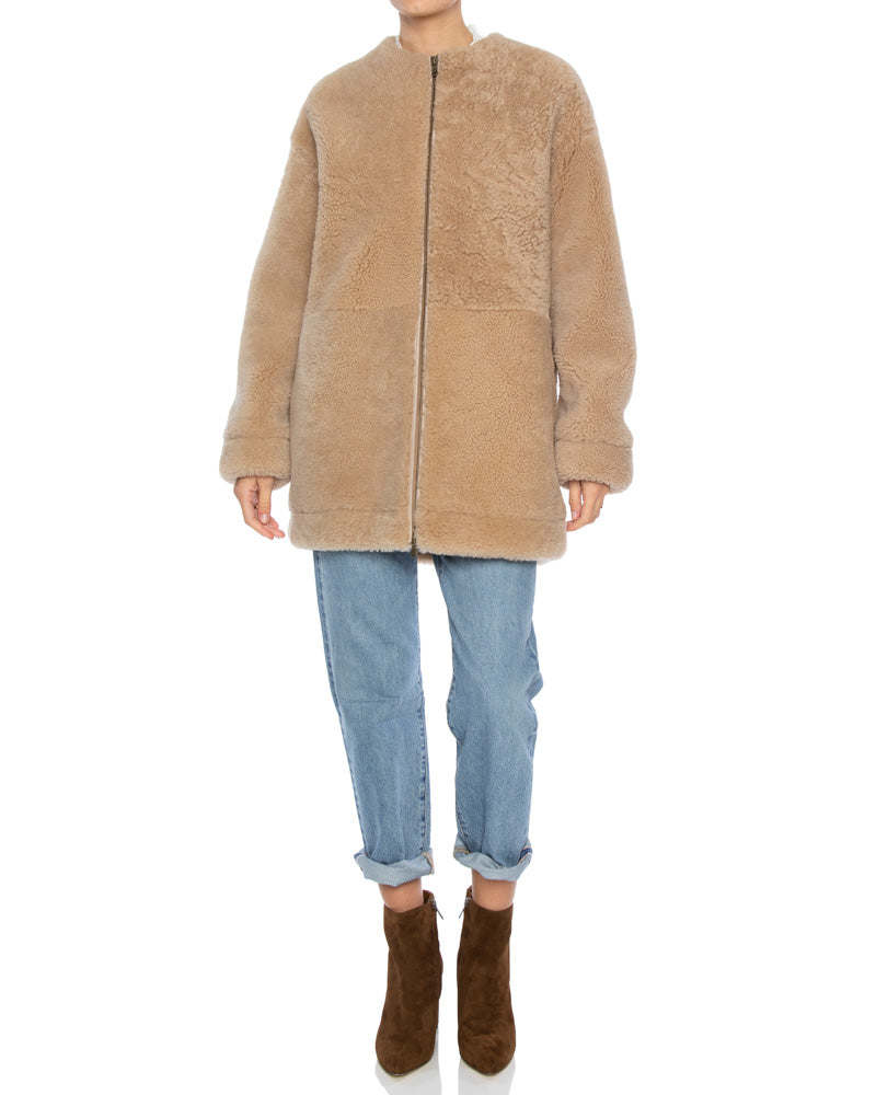 Isola Shearling Coat