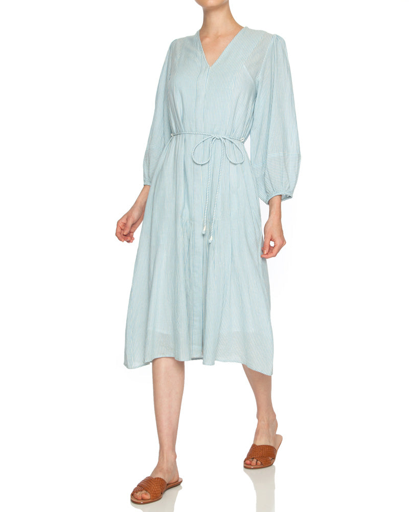 Laguna Cotton Shirt Dress