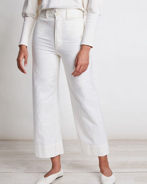 Merida Pant in Cream