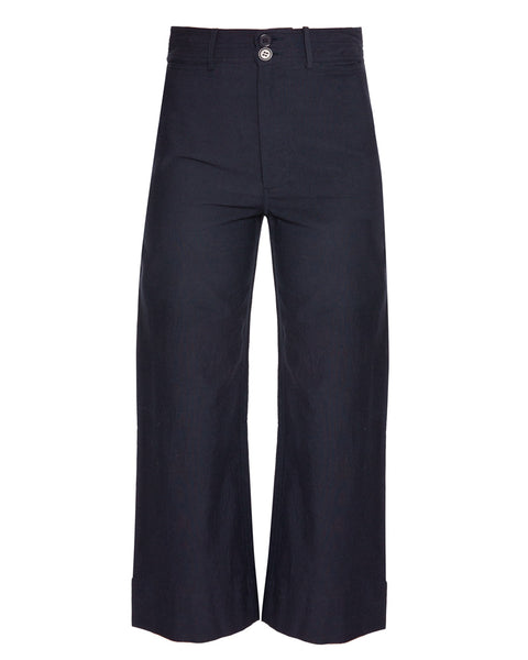 Merida Pant in Navy