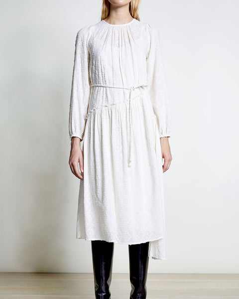 Sofie Viscose Long Sleeve Midi Dress- EXTRA 10% OFF AT CHECKOUT