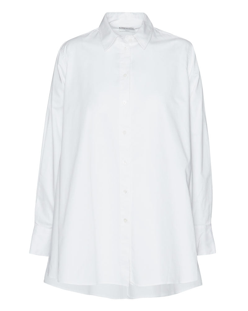 A-Line Button Down Shirt