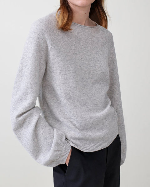 Raglan Peasant Sleeve Sweater