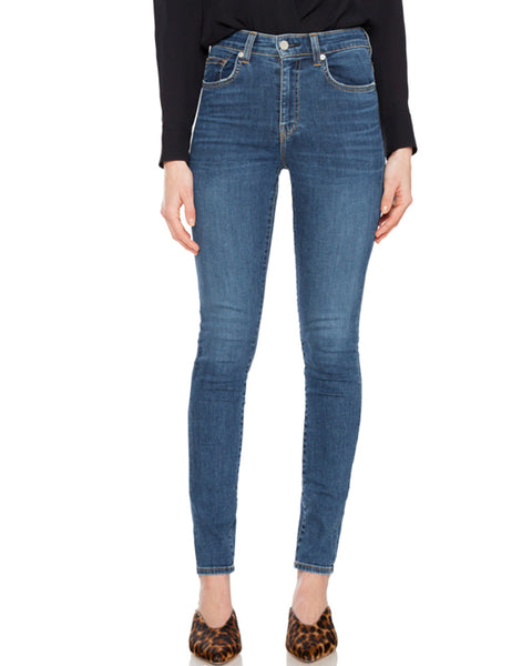 Palme High Rise Skinny in Sentiment