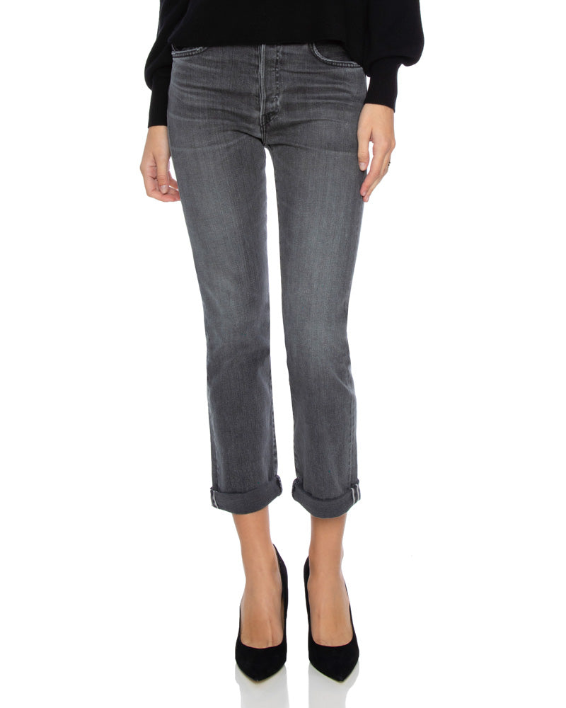 Vinyl Vintage Relaxed Fit Jeans in Motive