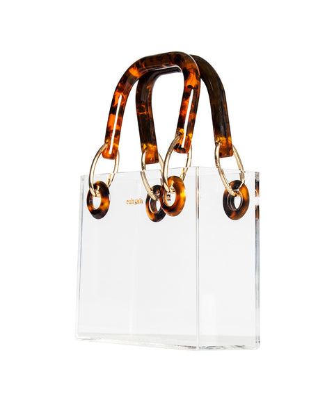 Geneva Clear Mini Bag