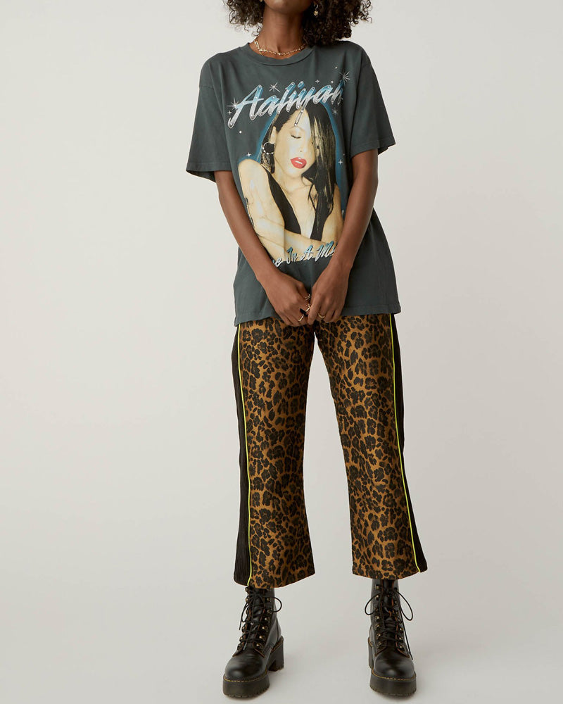 Aaliyah One In A Million Weekend Tee