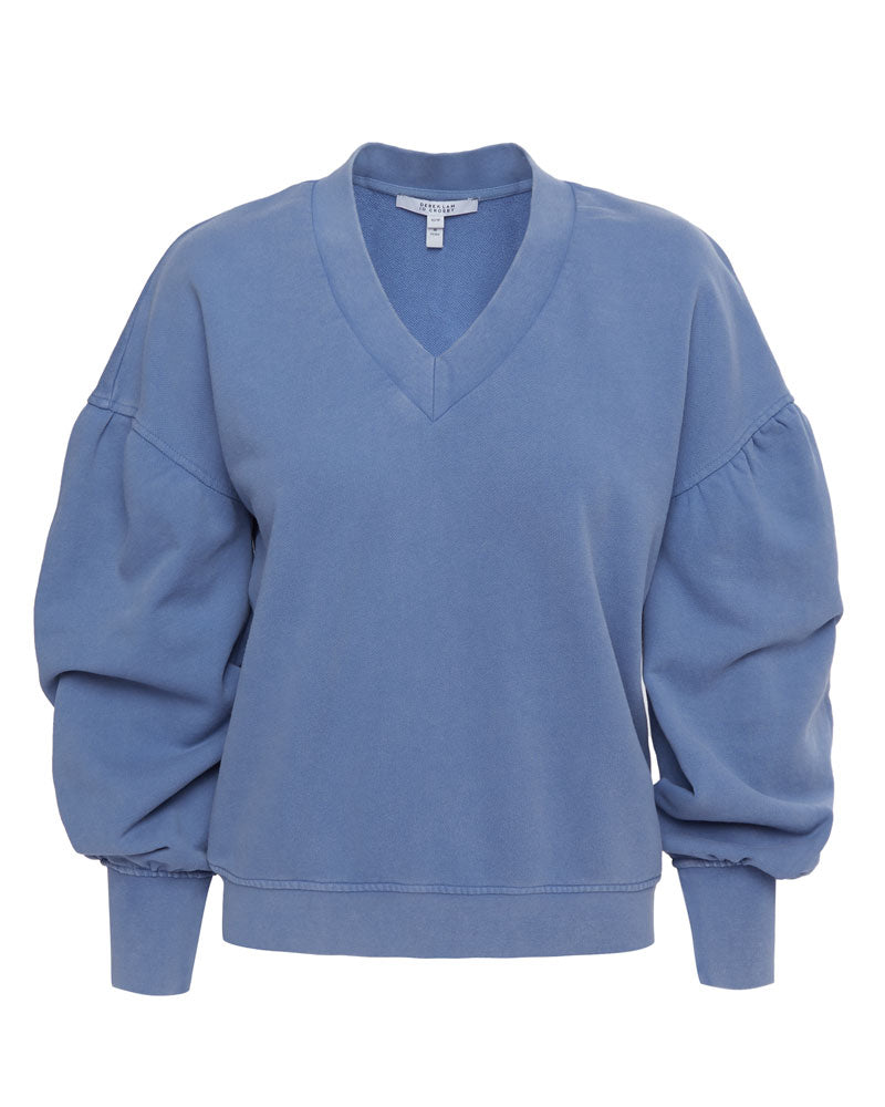 Edie V Neck Sweatshirt