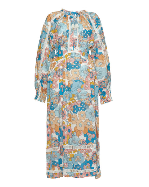 Toto Cotton Maxi Dress