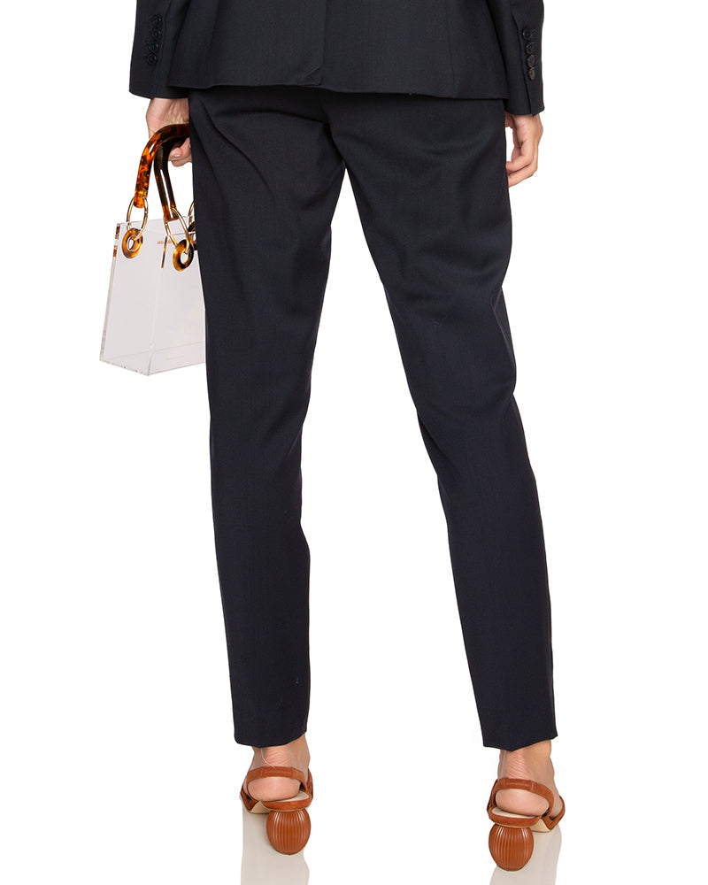 Burcet Wool Trousers