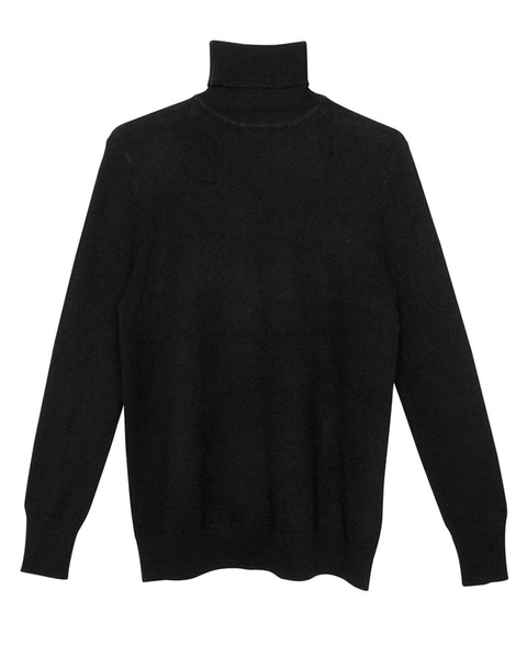 Oscar Cashmere Turtleneck