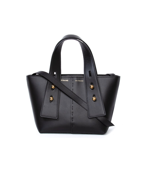 Les Second Mini Bag in Noir