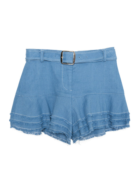 Jaymes Fringe Shorts