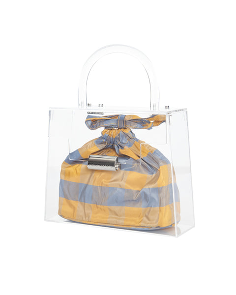Flavia Clear Mini Bag