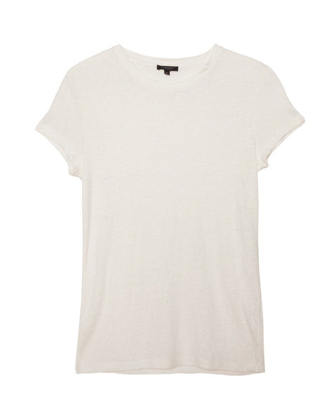 Short Sleeve Tee With Holes