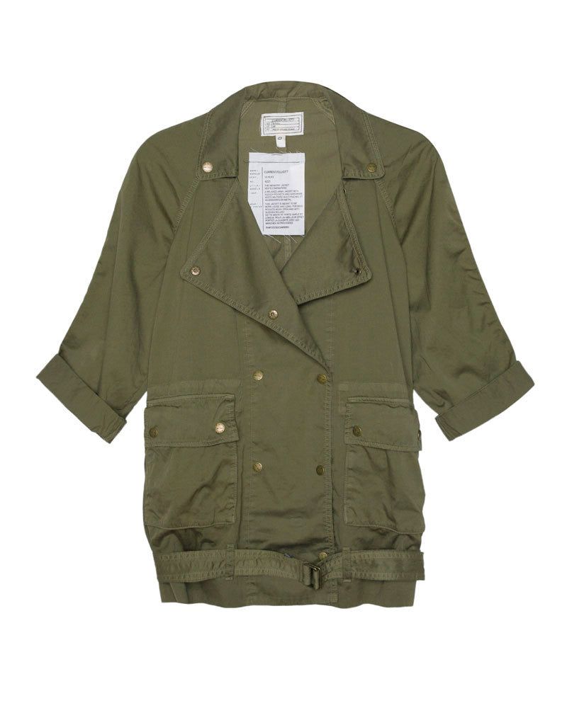 The Infantry Double Breasted Jacket