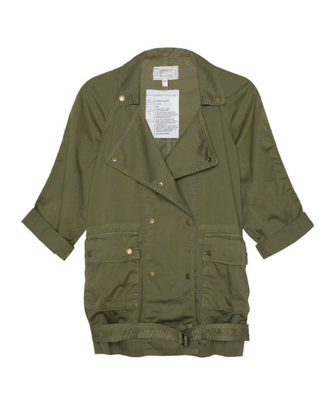 The Infantry Jacket
