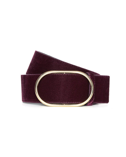 Oval Ring Belt-Pinot