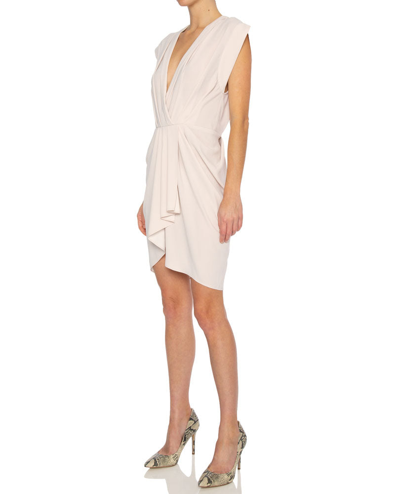 Garm Tiered Mini Dress