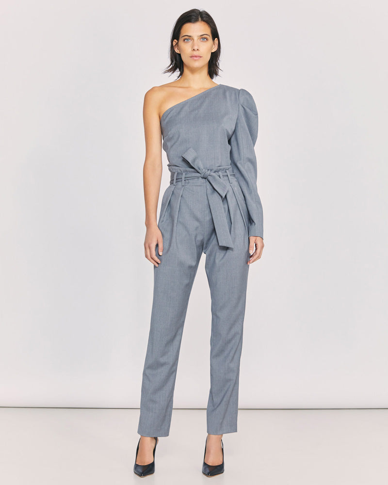 Harabel One Shoulder Jumpsuit