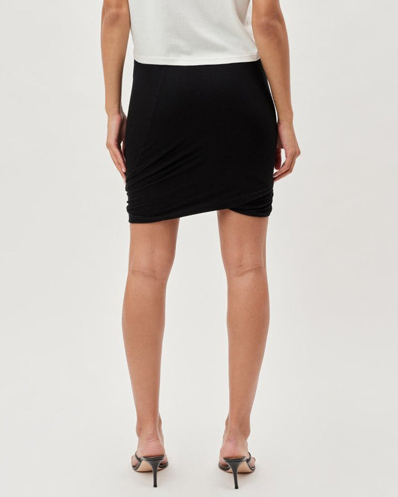 Slinky Twist Skirt