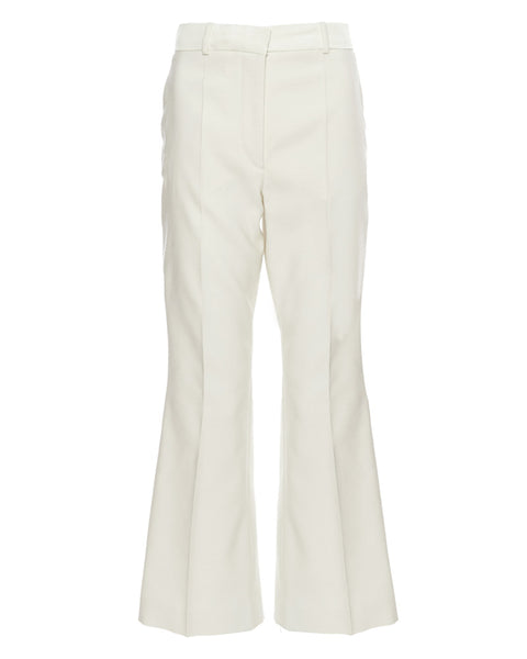 Teller Wool Silk Tux Pants