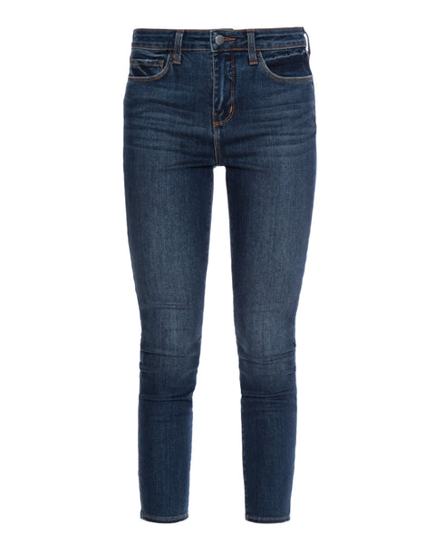 Margot High Rise Skinny in Fleetwood