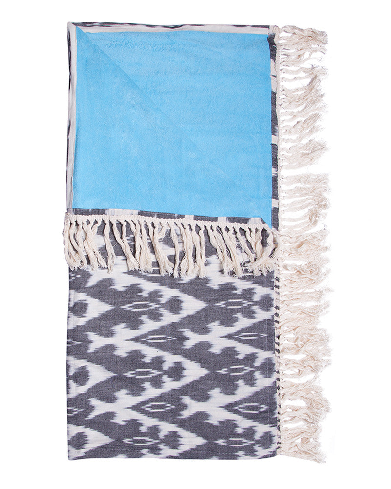 Ikat Sue Mare Towel