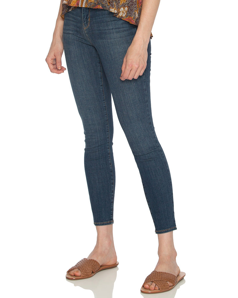 Margot High Rise Skinny in New Vintage