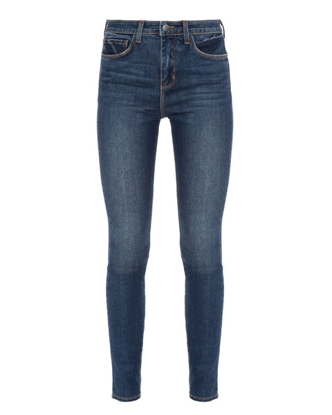 Marguerite High Rise Skinny in Fleetwood