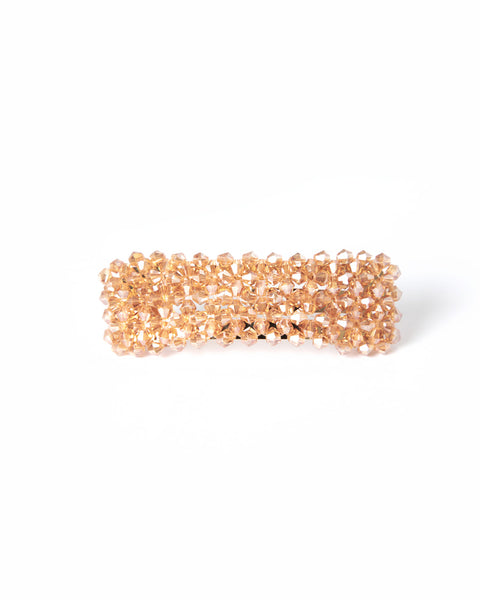 Brenna Beaded Barrette