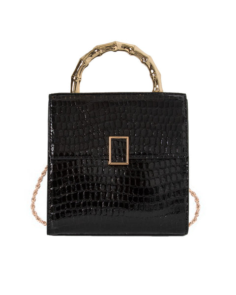 Tani Mini Square Crossbody Bag