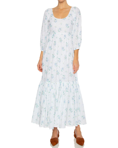 Colby Floral Maxi Dress