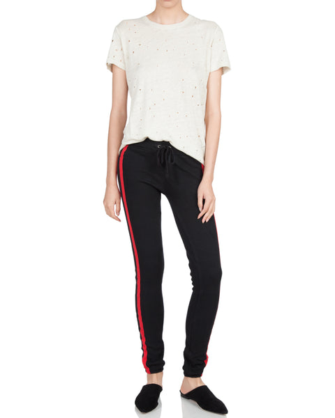 Sport Stripe Basic Sweatpant