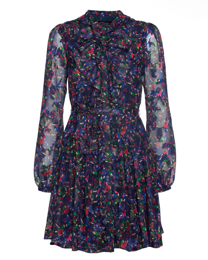 Tilly Ruffle Floral Dress