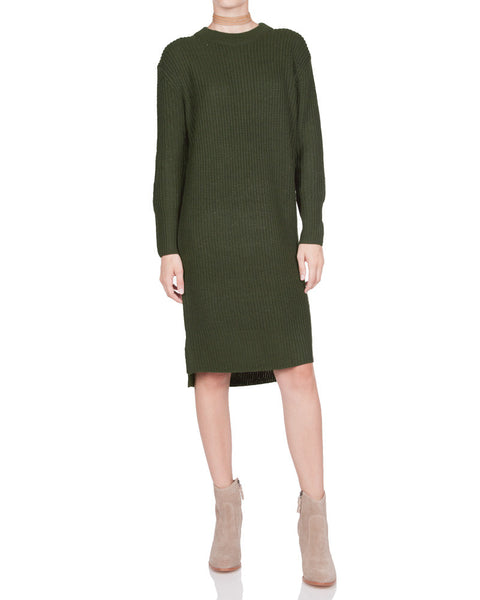 Inner Reflection Knit Dress