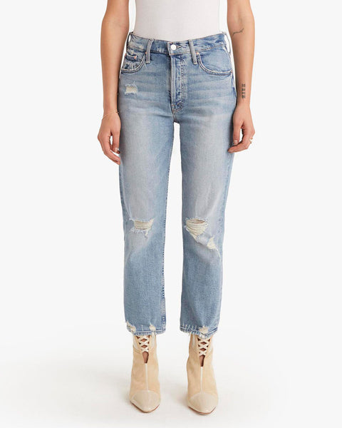 The Tomcat Confession Cropped Jeans