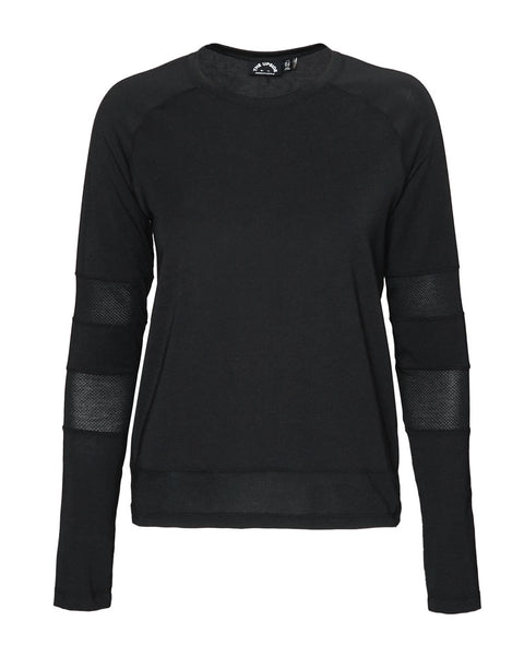 Nikki Dri Release Long Sleeve Top