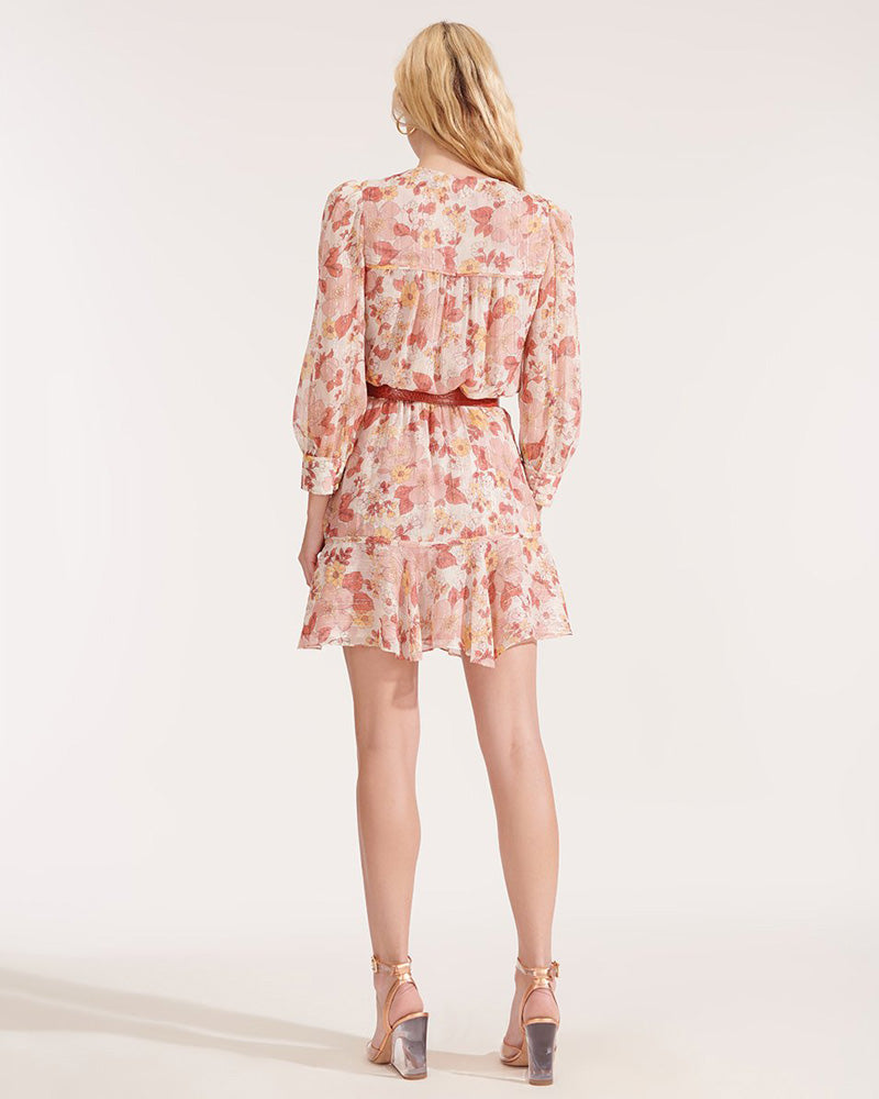Cybil Floral Mini Dress