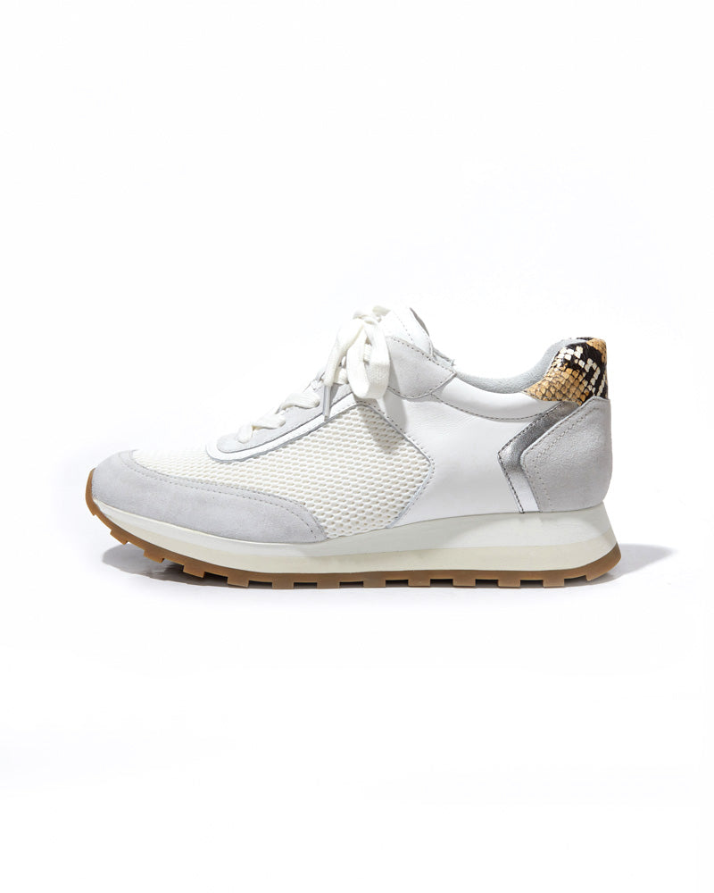 Hartley Sneaker Shoe in White
