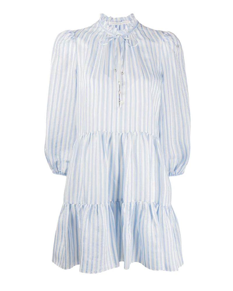 Hawken Striped Mini Dress- EXTRA 10% OFF AT CHECKOUT