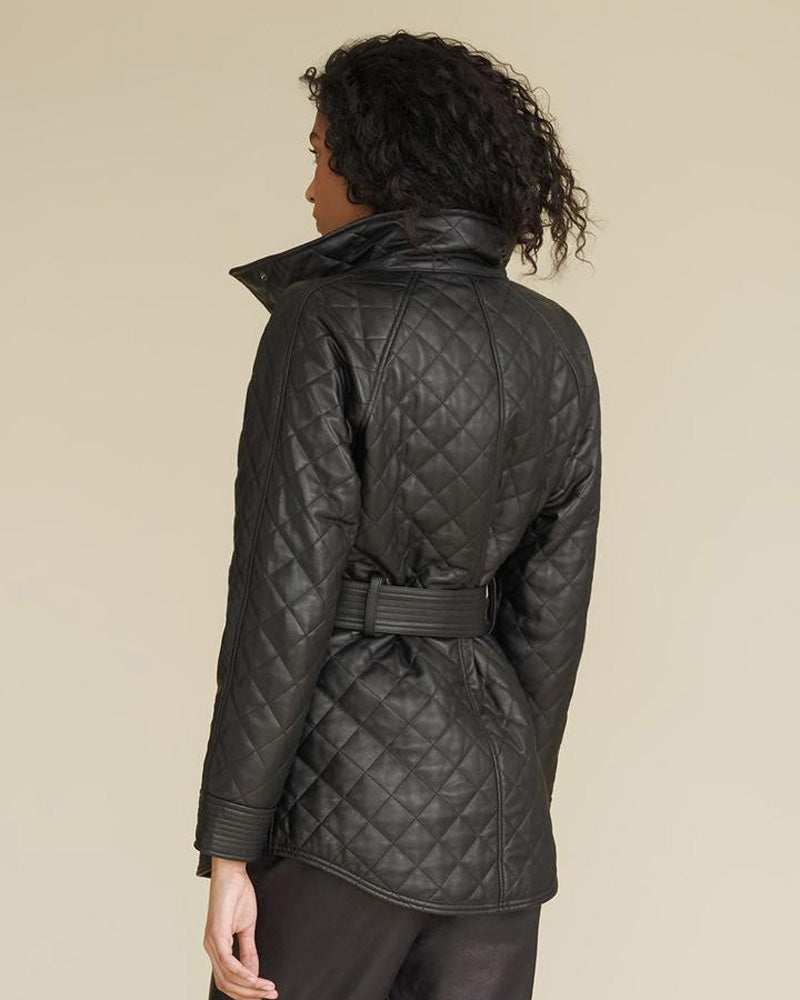 Quilted Bonny Coat