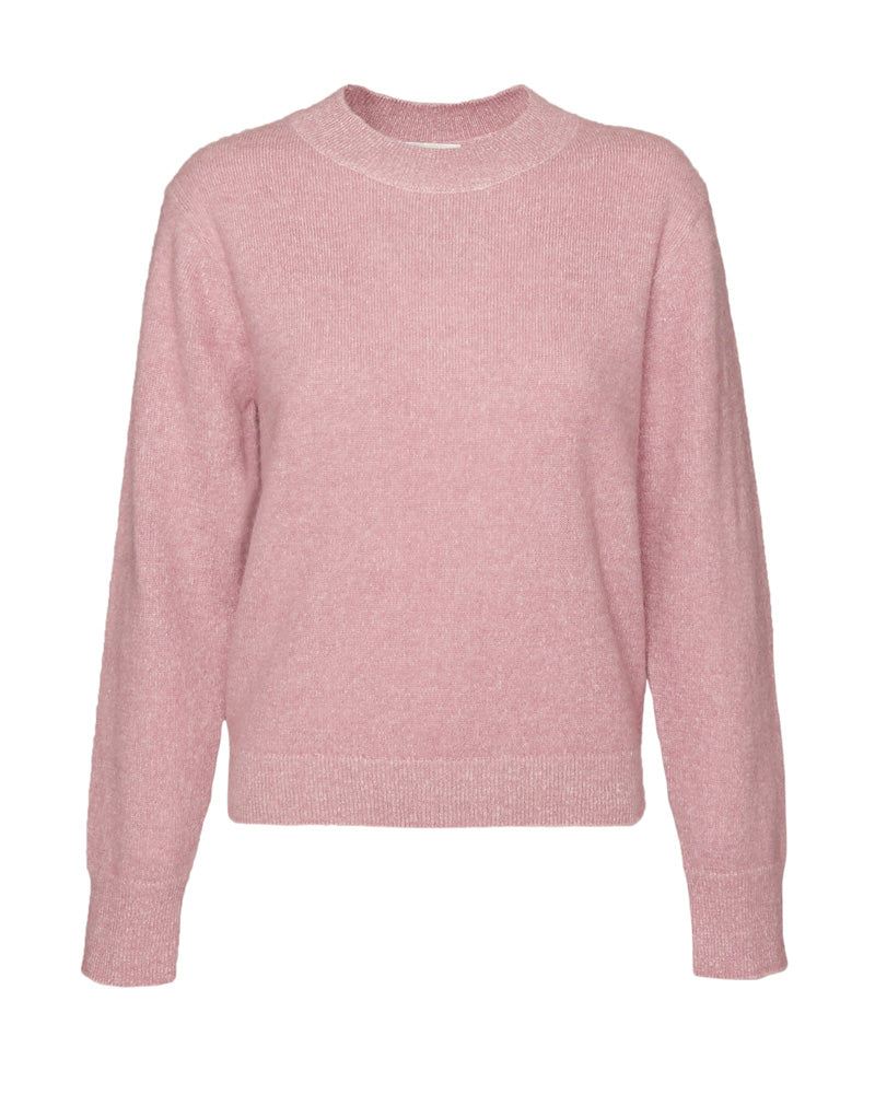 Brushed Crew Neck Sweater