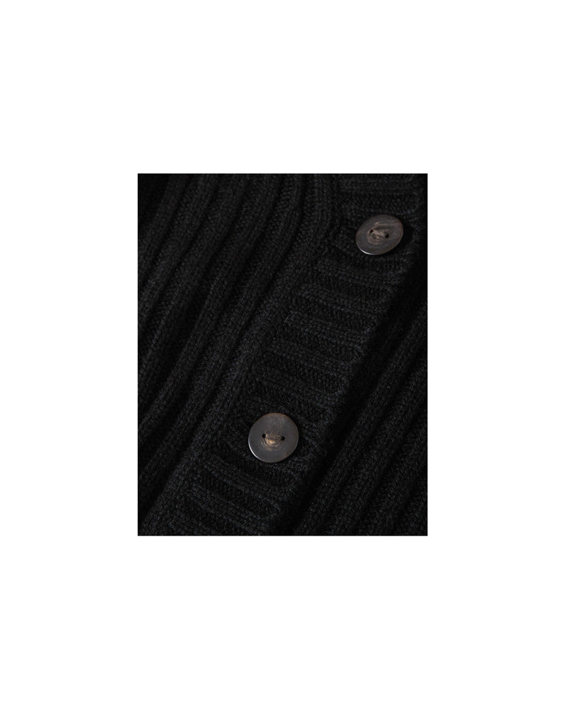 Chunky Ribbed Cardigan- EXTRA 10% OFF AT CHECKOUT